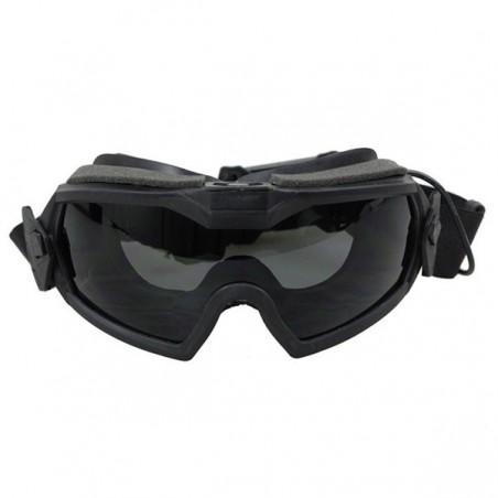 Gafas FMA VENTILADOR BLACK