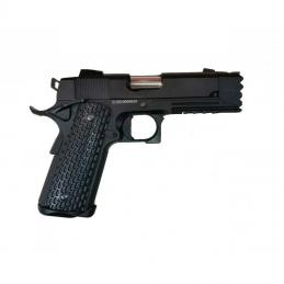 Pistola Gas 1911 STRIKE WARRIOR Golden Eagle color negro