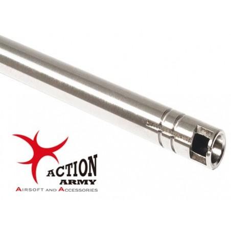 Cañon de precisión L96 6.01 500mm ACTION ARMY