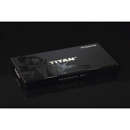 Titan V2 Advanced Cableado Trasero