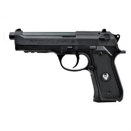 HFC PISTOLA GAS TIPO M9  HG-126 NEGRO