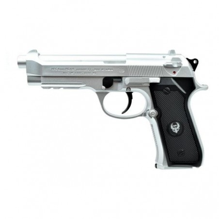 HFC PISTOLA GAS TIPO M9  HG 126S PLATA