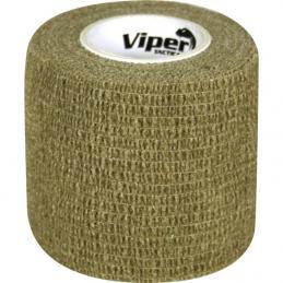 Cinta Adhesiva Camuflaje Tan 10M Viper