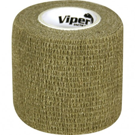 Cinta Adhesiva Camuflaje Tan Viper
