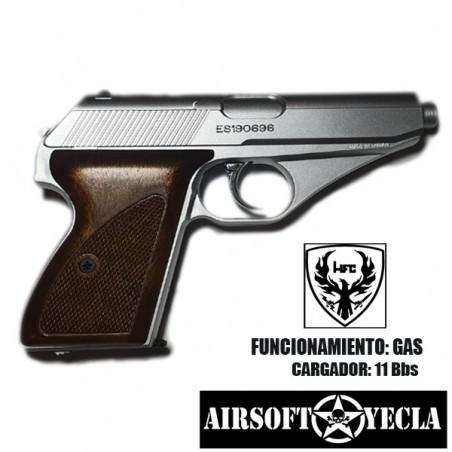 PISTOLA DE GAS HFC (HG 106S)