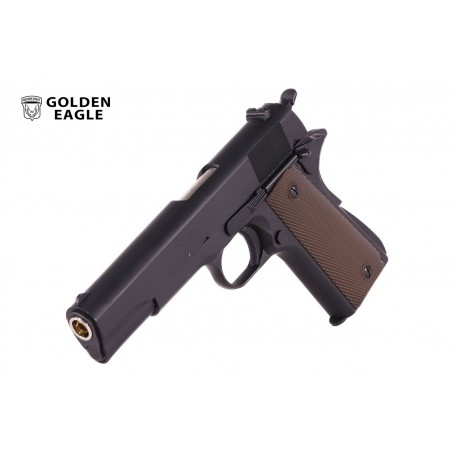 Pistola 1911 Gas BlowBack Full Metal Golden Eagle