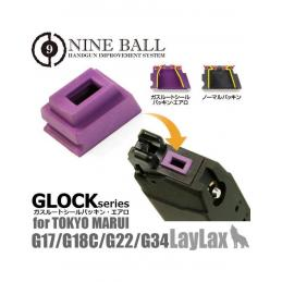 Labio cargadores tipo Glock  Nineball TM17