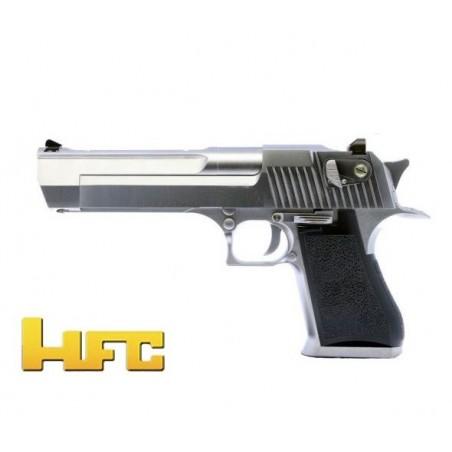 Pistola Desert Eagle HFC Plata