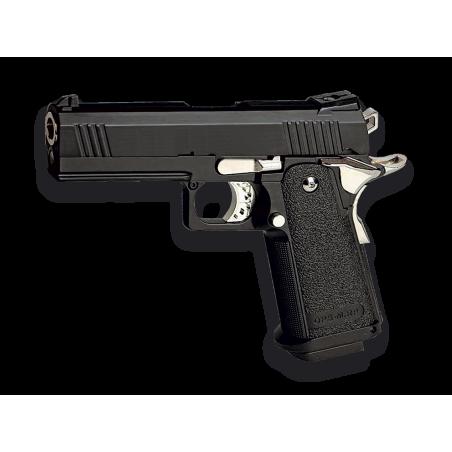 Pistola Gas HI-CAPA 4.3 GBB Golden Eagle