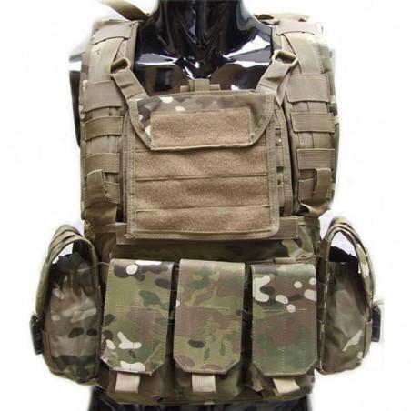 Chaleco scout vest ESTILO