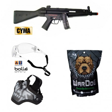 KIT COMPLETO MP5 A4