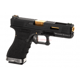 G-Force 17 BK Gold Barrel...