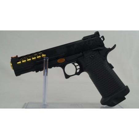 Pistola Gas HI-CAPA 5.1 Golden Eagle Mod 3339