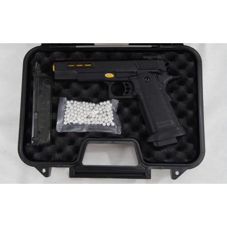 Pistola Gas HI-CAPA 5.1 Golden Eagle Mod 3342