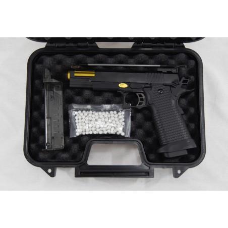 Pistola Gas HI-CAPA 5.1 Golden Eagle Mod 3334