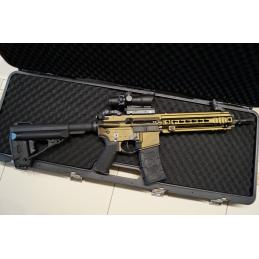 Subfusil Vega Avalon Calibur CQB AEG - 6 mm TAN