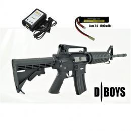 KIT DBOYS METÁLICO M4A1...