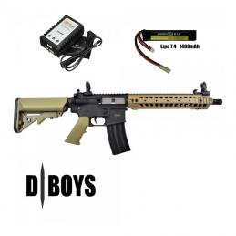 KIT DBOYS M4 URX3 12 +...