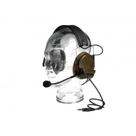 Comtac III Z-Tactical Auriculares Enchufe militar estándar