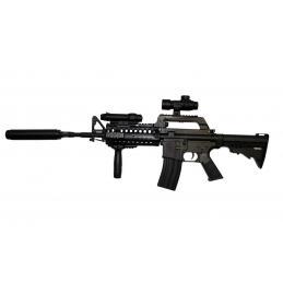 Rifle Táctico M4 Spring con...