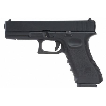 KJ WORKS KP-17 CO2 BlowBack -Black