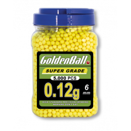 Tarro GOLDENBALL 5000 bolas...