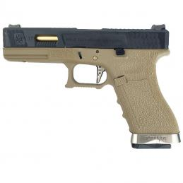 G-Force 17 GOLD Barrel WE...