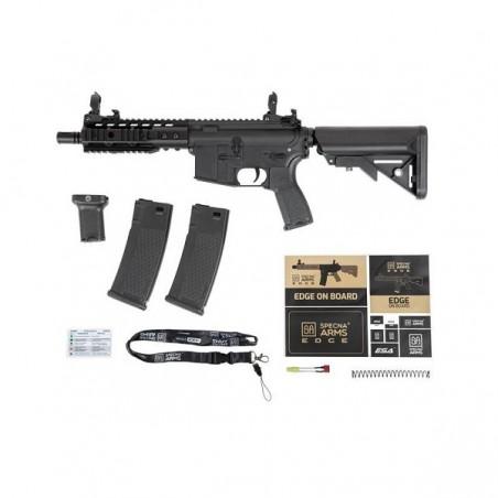 Specna ARMS RRA SA-E12 EDGE RRA Carbine Negra