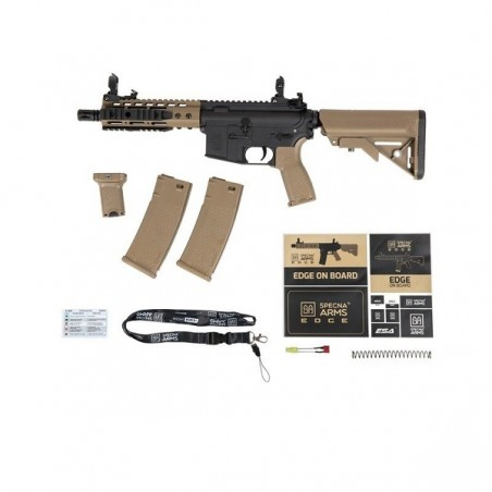 Specna ARMS RRA SA-E12 HT EDGE RRA Carbine Half-Tan