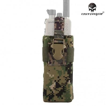 Emerson pouch radio PRC148/152 camuflaje AOR2