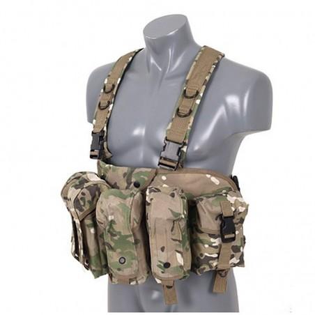 Chest Rig V.II Vest Multicam