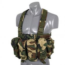 Chest Rig V.II Vest Woodland