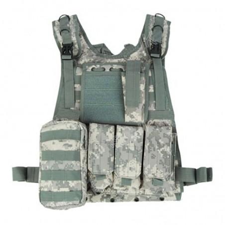 Chaleco Vest Plate AT digital