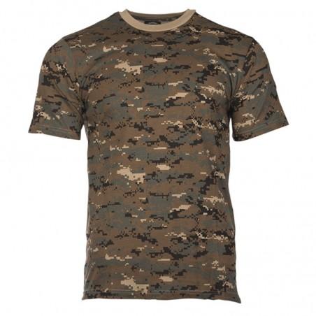 Camiseta Manga corta Mil-Tec marpat