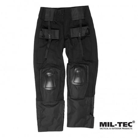 Pantalón Combat Mil-tec Negro