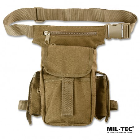 Multi Pack Mil-tec 1000D Nylon Color Coyote