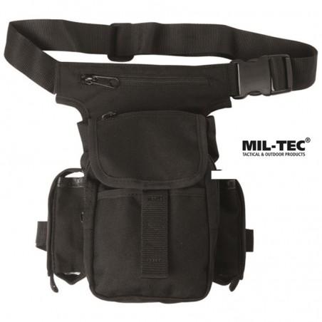 Multi Pack Mil-tec 1000D Nylon Color Negro