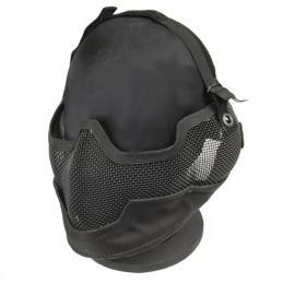 Máscara strike V2 negra