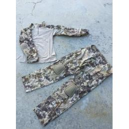 Uniforme Woodland Gen 3 XS