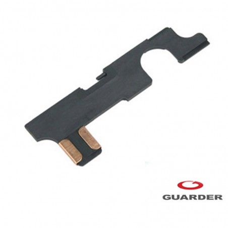 Selector plate para M4 / M16 Guarder
