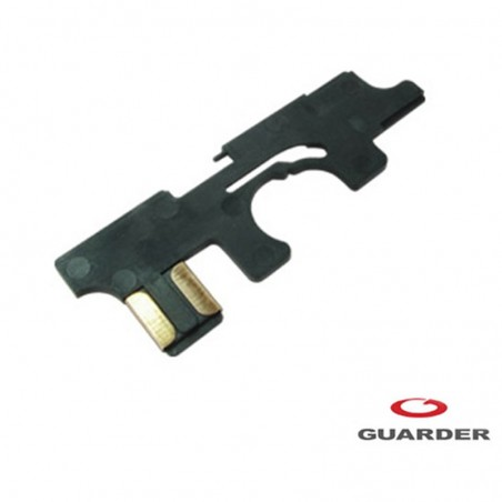 Selector plate para MP5 Guarder