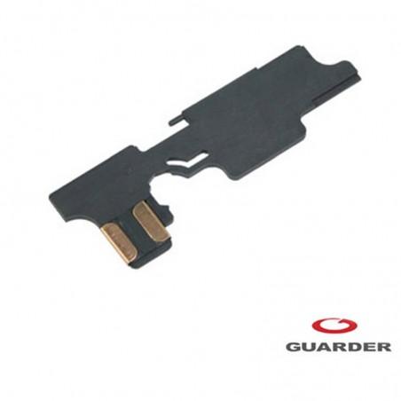 Selector plate para G3 Guarder
