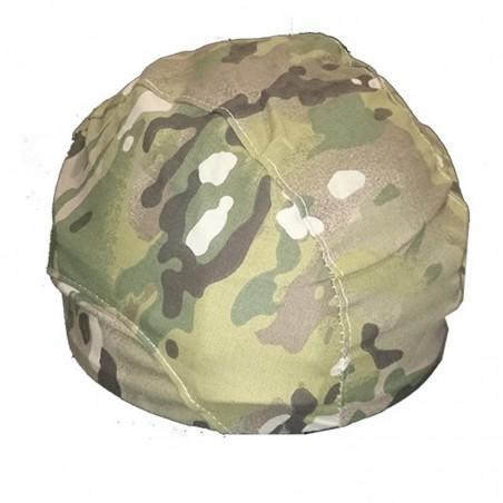 Funda para casco genérica multicam.