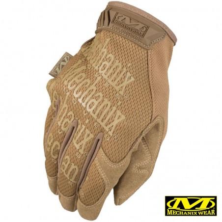 Mechanix guantes original coyote