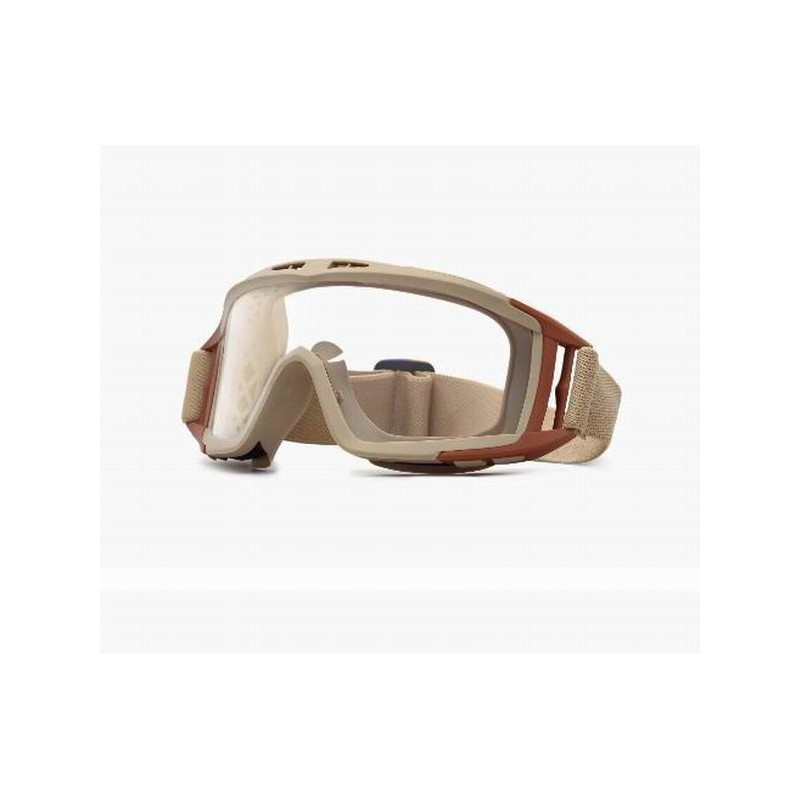 Gafa tactical con 3 lentes RK2 tan