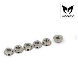 Casquillos Metalicos 6mm...