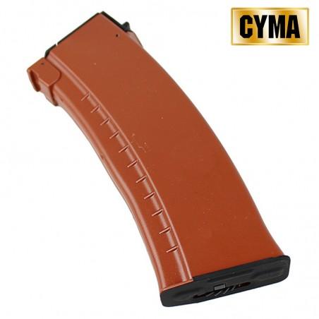 Cargador alta capacidad AK74 / AK-105 500 bbs Cyma