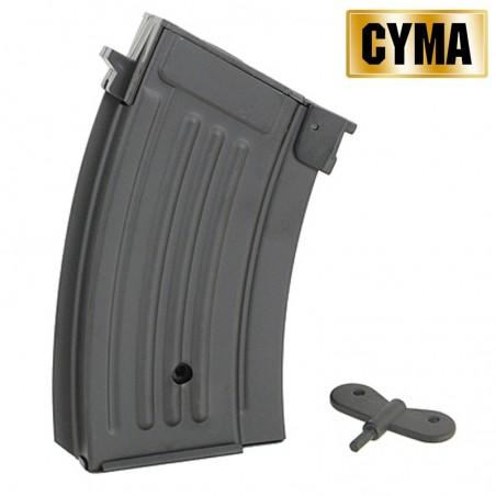 Cargador alta capacidad AK 120 bbs corto Cyma