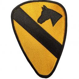 Parche escudo 1º caballería...