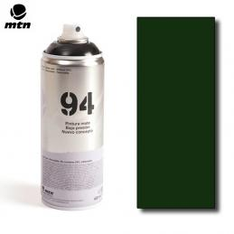 Montana Spray color Verde...